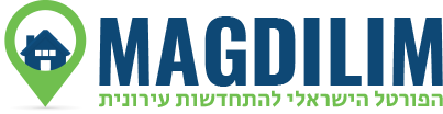 לוגו מגדילים