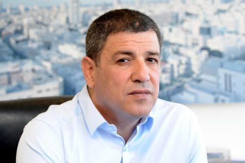 אליאב בן שמעון מנכל התאחדות בוני הארץ // צילום כפיר סיון