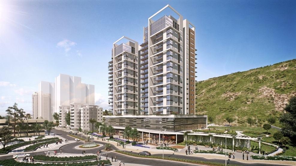 שכונת החוף, התחדשות עירונית בתקופת יונה יהב // גיורא גור אדריכלים