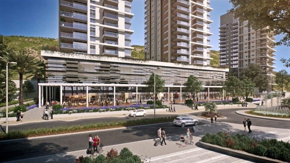 התחדשות עירונית בחיפה