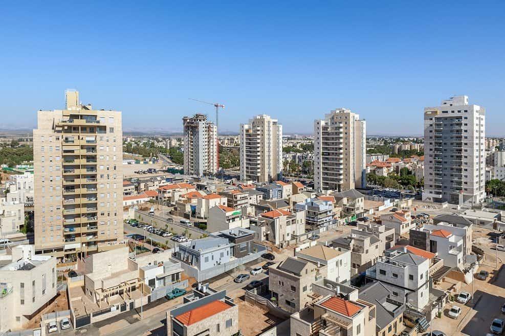התחדשות עירונית ברחובות קרית משה