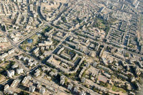 הדמיית הסכם הגג לעיריית אופקים