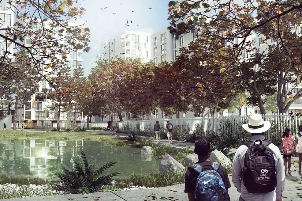 פינוי בינוי רחובות | פינוי בינוי ברחובות | בר לוי אדריכלים ומתכנני ערים