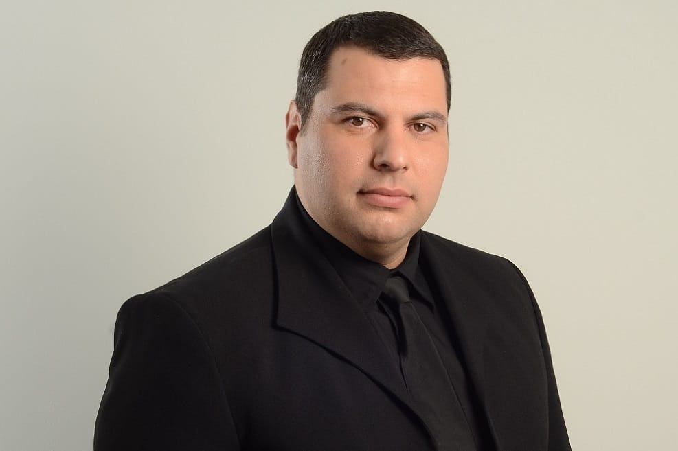עו''ד עמנואל יוזוק ינאי // צילום: עמי ארליך