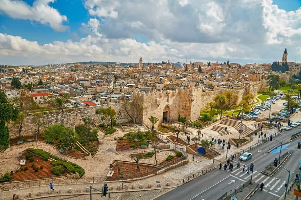 """תמ""""א 38 בירושלים"""