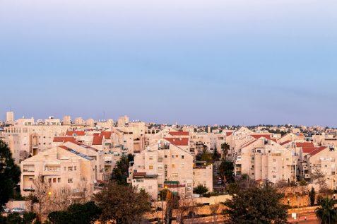 בית הכרם ירושלים // shutterstock