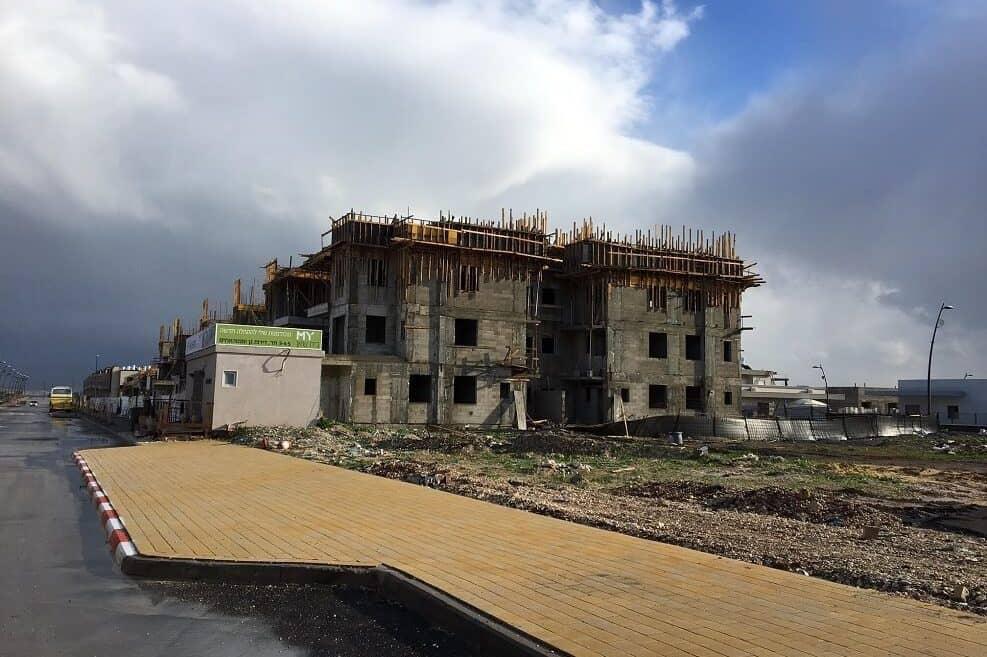 בית שאן בבנייה // דוברות העירייה