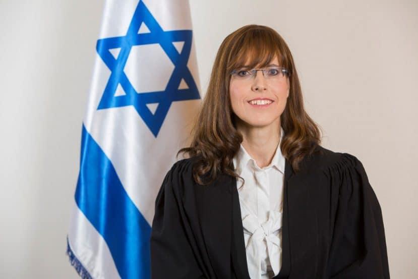 תמא 38 בת ים | השופטת אביגיל כהן // באדיבות אתר בתי המשפט