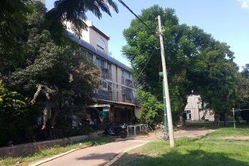 פינוי בינוי ברעננה | הבניינים ברחוב גאולה // צילום: מערכת מגדילים