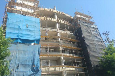 פרויקט התחדשות עירונית ברחוב הדרור ביבנה