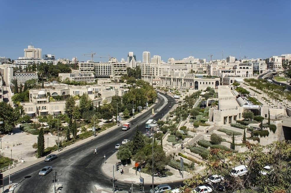 ירושלים // Sutterstock