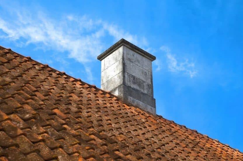ארובה ישנה במבנים לשימור // shutterstock