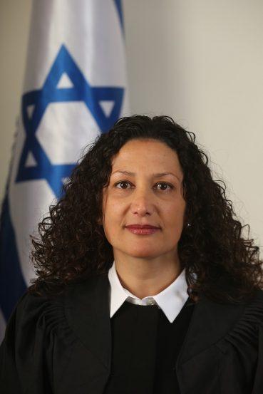 השופטת כרמית בן אליעזר // באדיבות אתר בתי המשפט