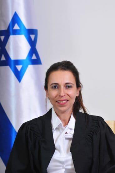 השופטת סיגל אלבו // באדיבות אתר הנהלת בתי המשפט