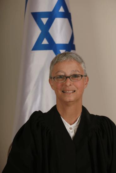 השופטת שירלי רנר // באדיבות אתר בתי המשפט