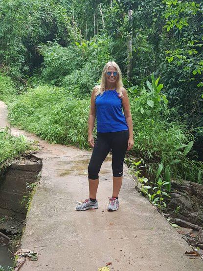 צביה וילציק בתאילנד