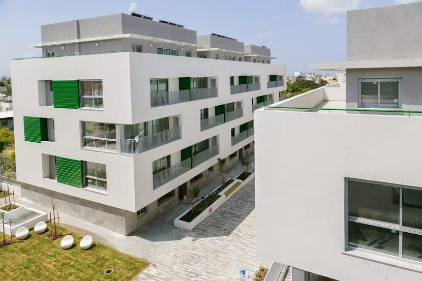 פרויקט גני שפירא - מילבאואר אדריכלים, צילום: שי אפשטיין