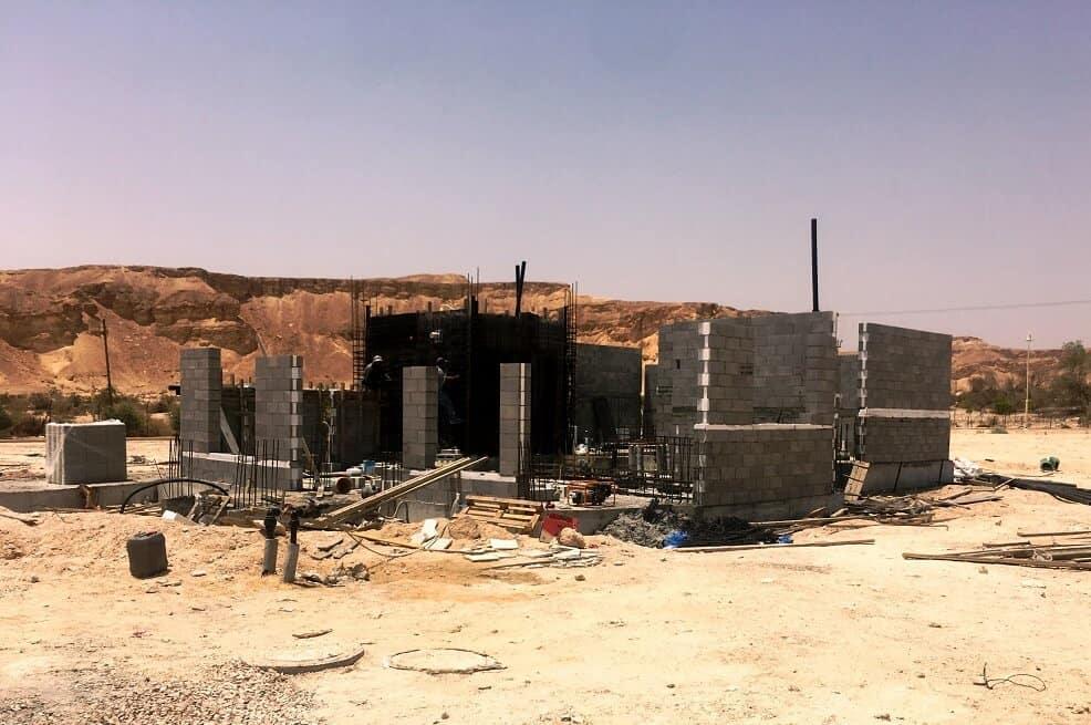 בונים במדבר - ההרחבות בערבה // יחצ
