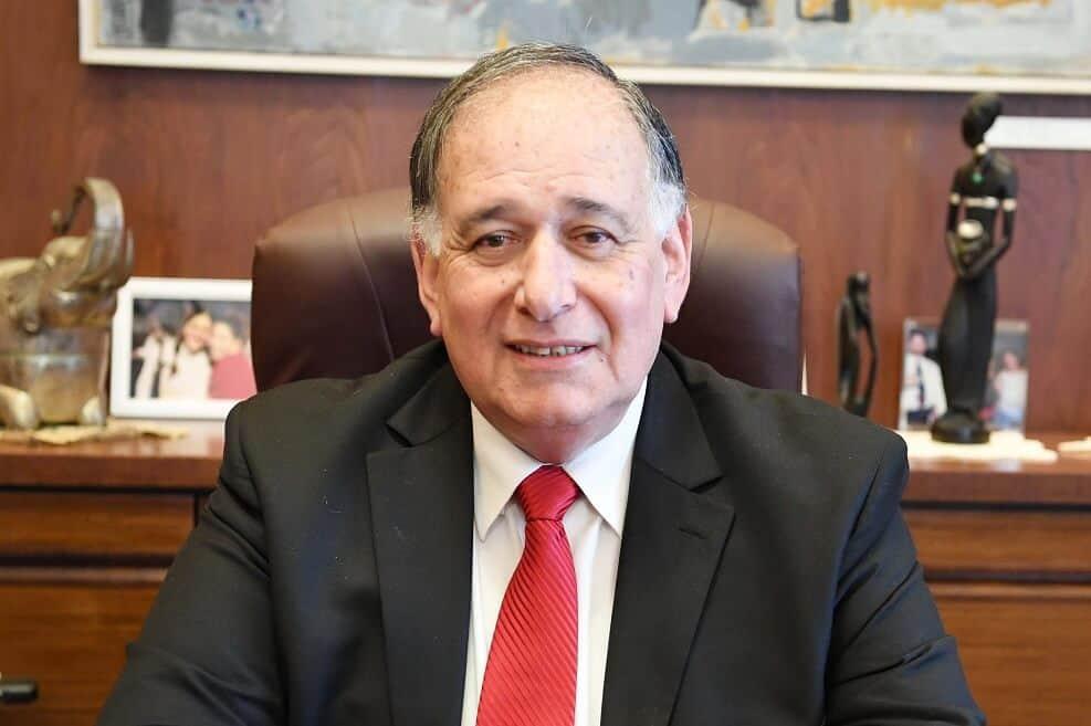 ראש עיריית חיפה מר יונה יהב // צילום: ראובן כהן, דוברות עיריית חיפה