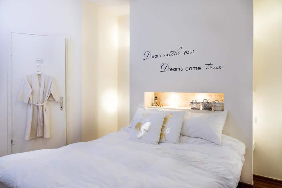 עיצוב חדר השינה - דניאלה ברנד // צילום: צילום: רמי לוי