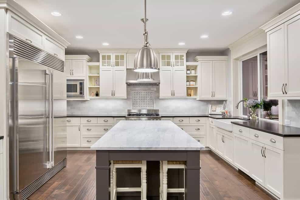 המטבח הוא מקום המפגש החווייתי של בני המשפחה // shutterstock