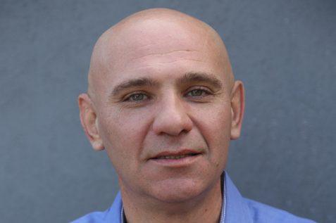 """גרא קאושנסקי משנה למנכ""""ל התאחדות הקבלנים בוני הארץ // צילום: פז בר"""