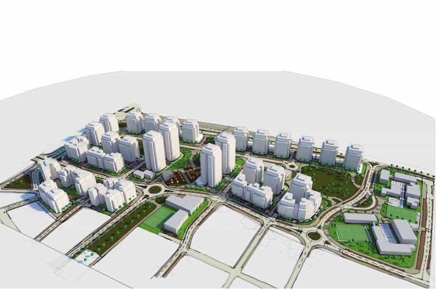 """מתחם מכבי יפו - תכנון: ברעלי לויצקי כסיף אדריכלים // באדיבות דוברות עיריית ת""""א"""