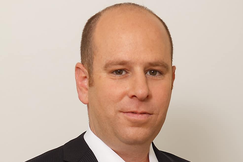 ניב רום - שותף וסמנכל שיווק קבוצת כנען // צילום: הילה לוצקי