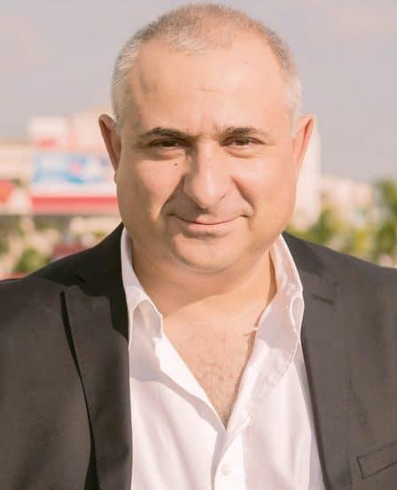 """יגאל צודנר מנכ""""ל חברת נתיבי הקמה // צילום רגינה אוסטרובסקי ראש"""