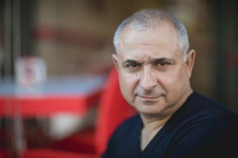 יגאל צודנר מנכל חברת נתיבי הקמה // צילום: אילן ספירא