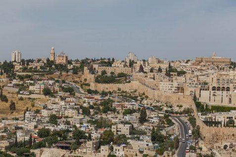 """תמ""""א 38 בירושלים // Depositphotos"""