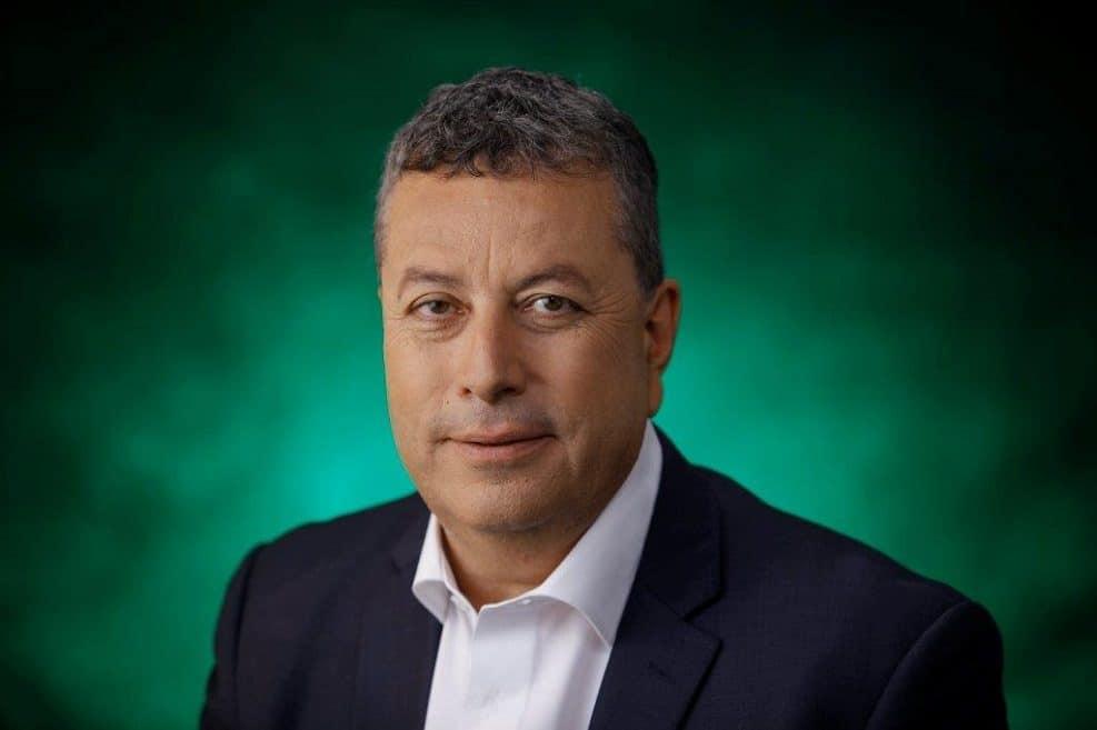ישראל גל, ראש עיריית קריית אונו // צילום: ראובן קופיצ'ינסקי (באדיבות דוברות העיריה)