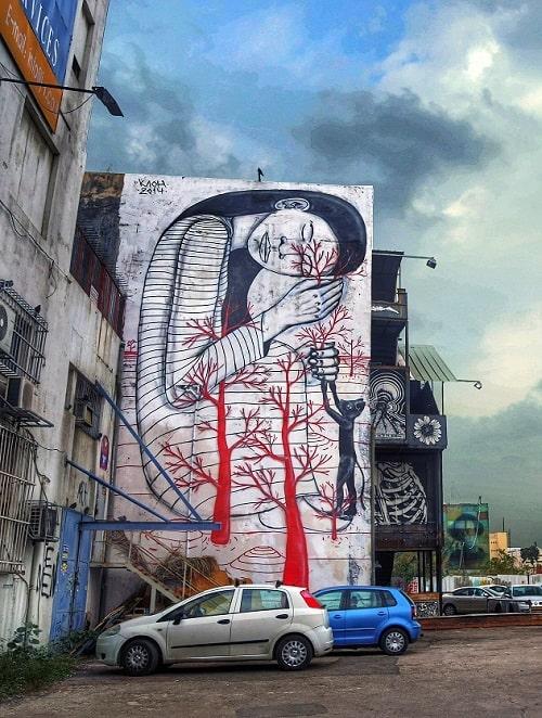 klone (קלון), חיפה, 2014 // צילום: עמי ורוד