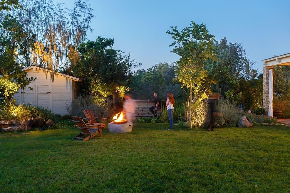 אורלי רובינזון - INDOOR OUTDOOR, אדריכלות נורית קרג'נגינסקי | תכנון נוף גרין  // צילום אורית ארנון