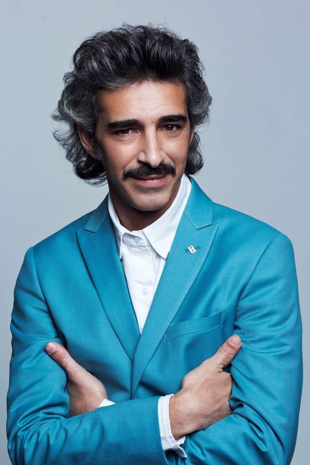 אלי אדרי, מבעלי רשת הגלריות פחות מאלף // צילום מיכאל טופיול