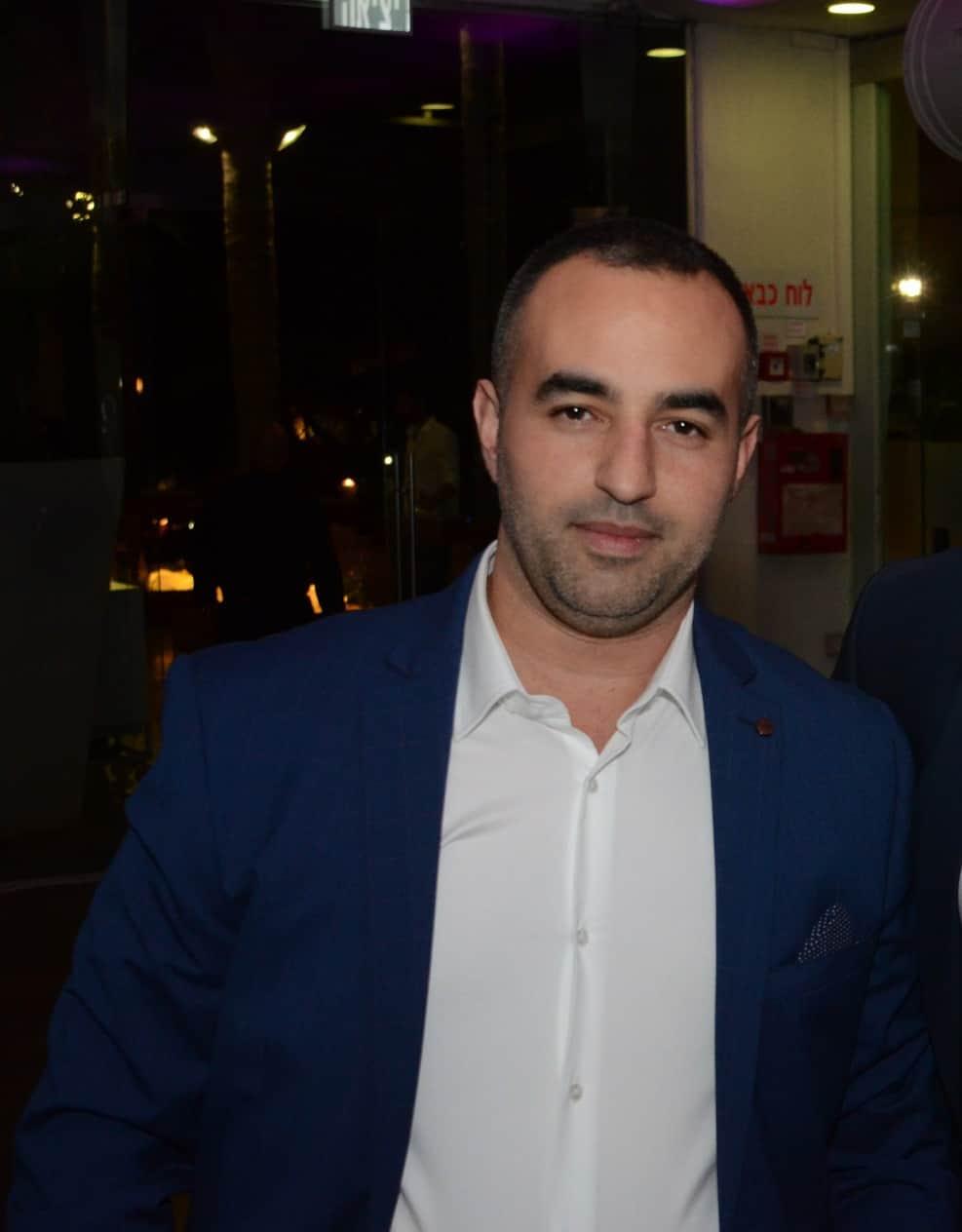 """מנכ""""ל הקבוצה, עו""""ד דוד אזולאי // יחצ"""