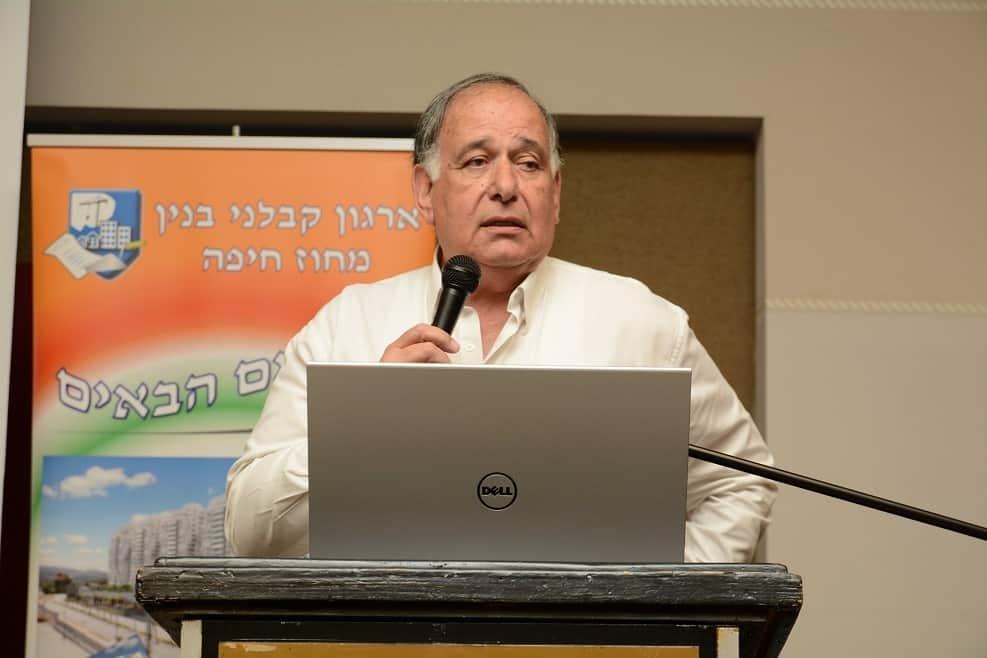 ראש עיריית חיפה יונה יהב // צילום: איתמר סיידא