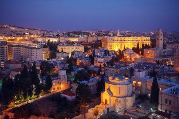 700 מיליון שקל מענק לעיריית ירושלים