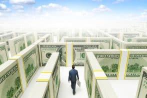 חברות חדלות פירעון בישראל מחזירות רק 62.6% מהחוב שצברו // depositphotos