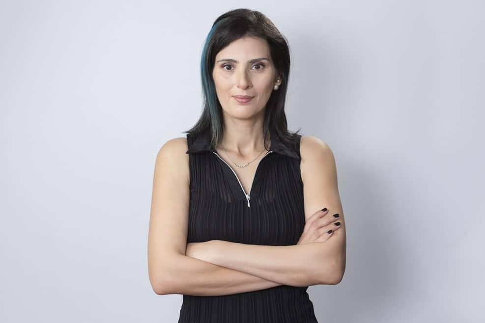 אדריכלית הילה ישראלביץ // צילום: תומר שלום סטודיו תומס