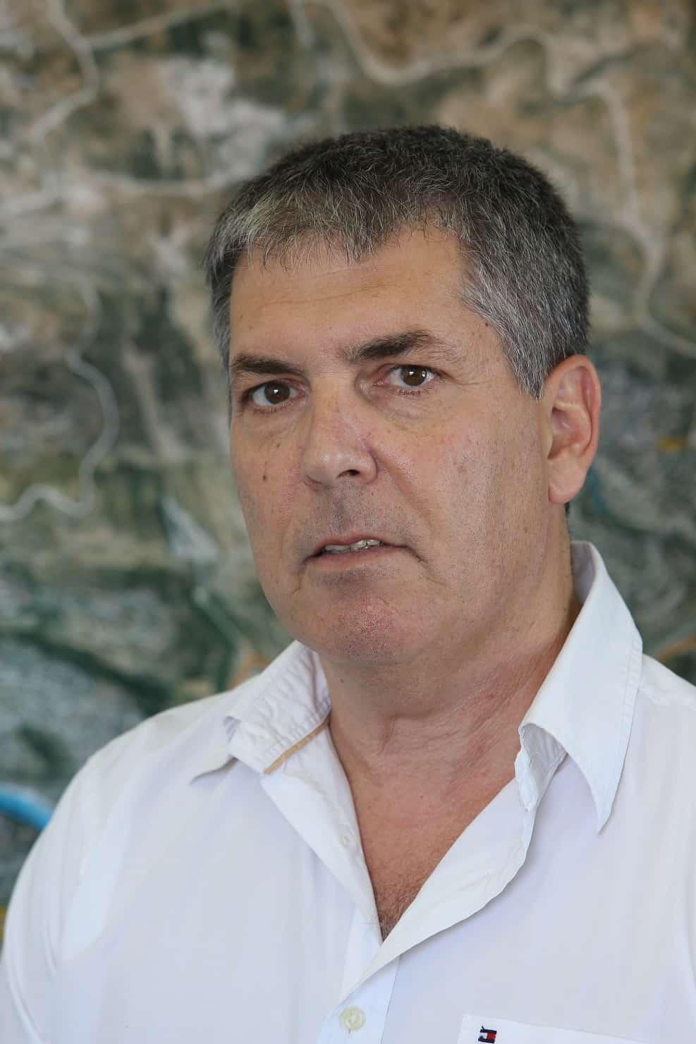 דורון נויוירט מנכל חברת מוריה // צילום ששון תירם