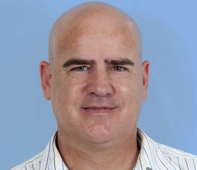 עדיאל שמרון - מנהל רשות מקרקעי ישראל // צילום דוד הוכברג