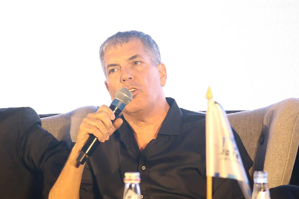 """עו""""ד דורון נויוירט מנכ""""ל מוריה לפתוח ירושלים // צילום: מיכל מסינג"""