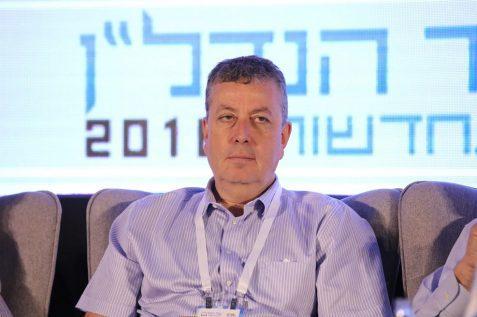 ישראל גל, ראש עיריית קריית אונו // צילום: ארז עוזיר