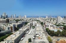 במחוז תל אביב 52% מהתחלות הבנייה בשנה האחרונה נבנו במסגרת התחדשות עירונית // מגדילים