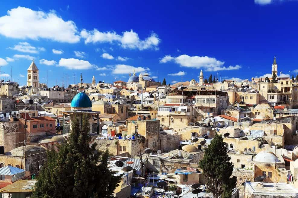 """נדחה ערר נגד פרויקט תמ""""א 38 באגן העיר עתיקה בירושלים // depositphotos"""