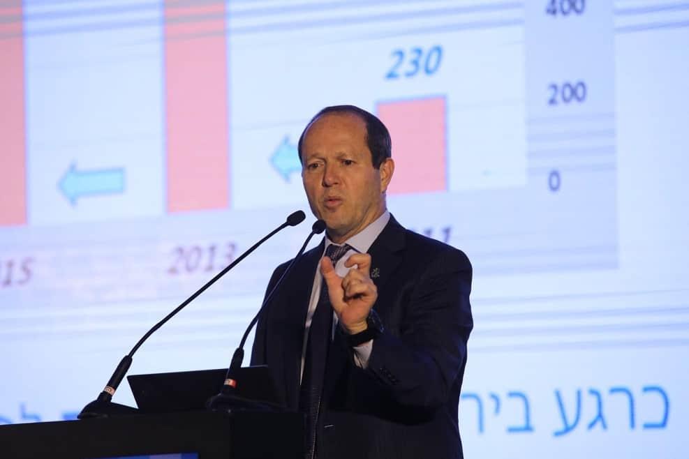 ראש עיריית ירושלים, ניר ברקת // צילום: ארז עוזיר