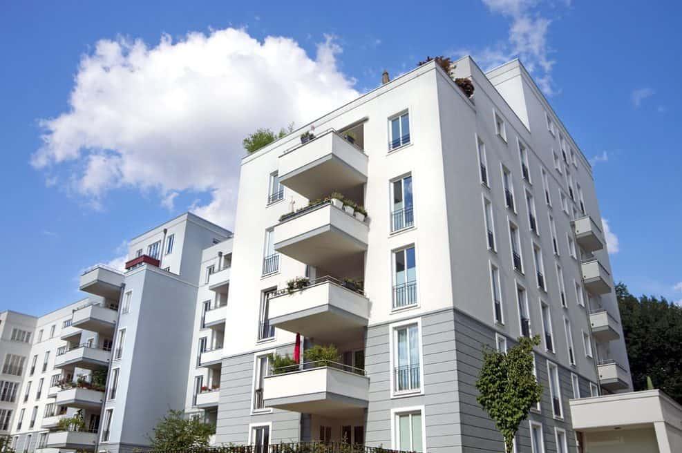 עלייה בדירות חדשות