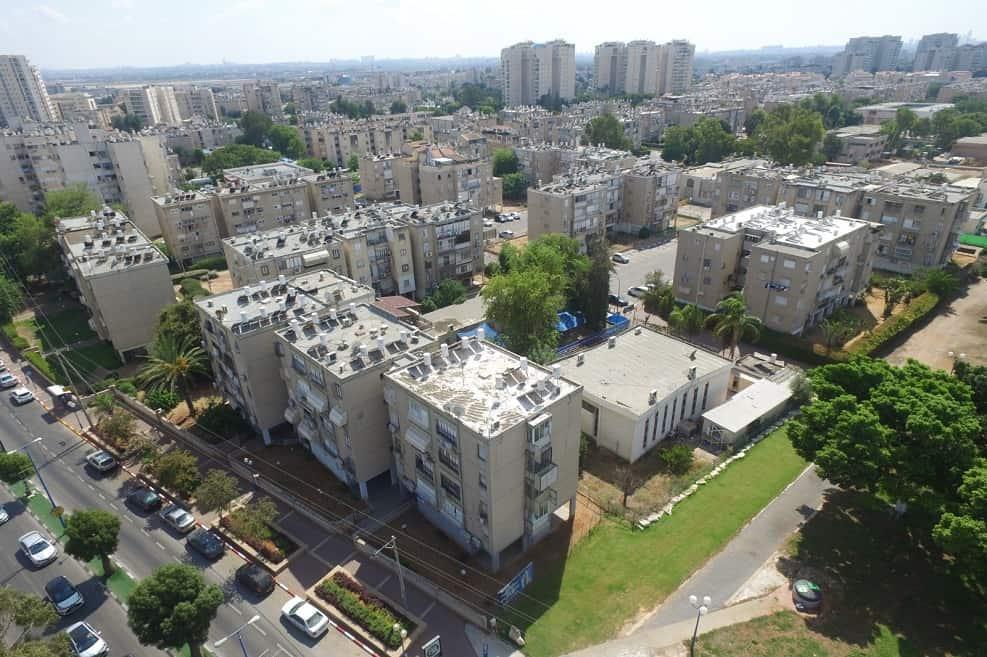 שכונת קריית גיורא // באדיבות דוברות עיריית אור יהודה