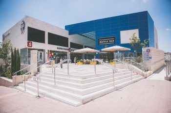 מרכז מסחרי יורו שופס של חברת יורו ישראל // Nimco design